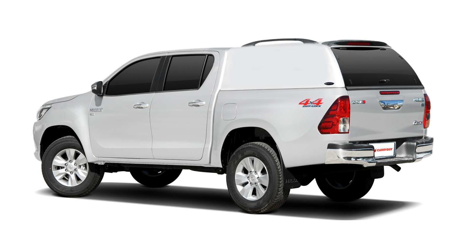 Кунг CARRYBOY S560 WO Toyota Hilux Revo