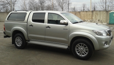CARRYBOY S2 Toyota Hilux