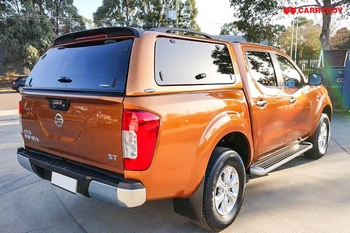 Кунг CARRYBOY SO Nissan NP300 NAVARA  для пикапов фото