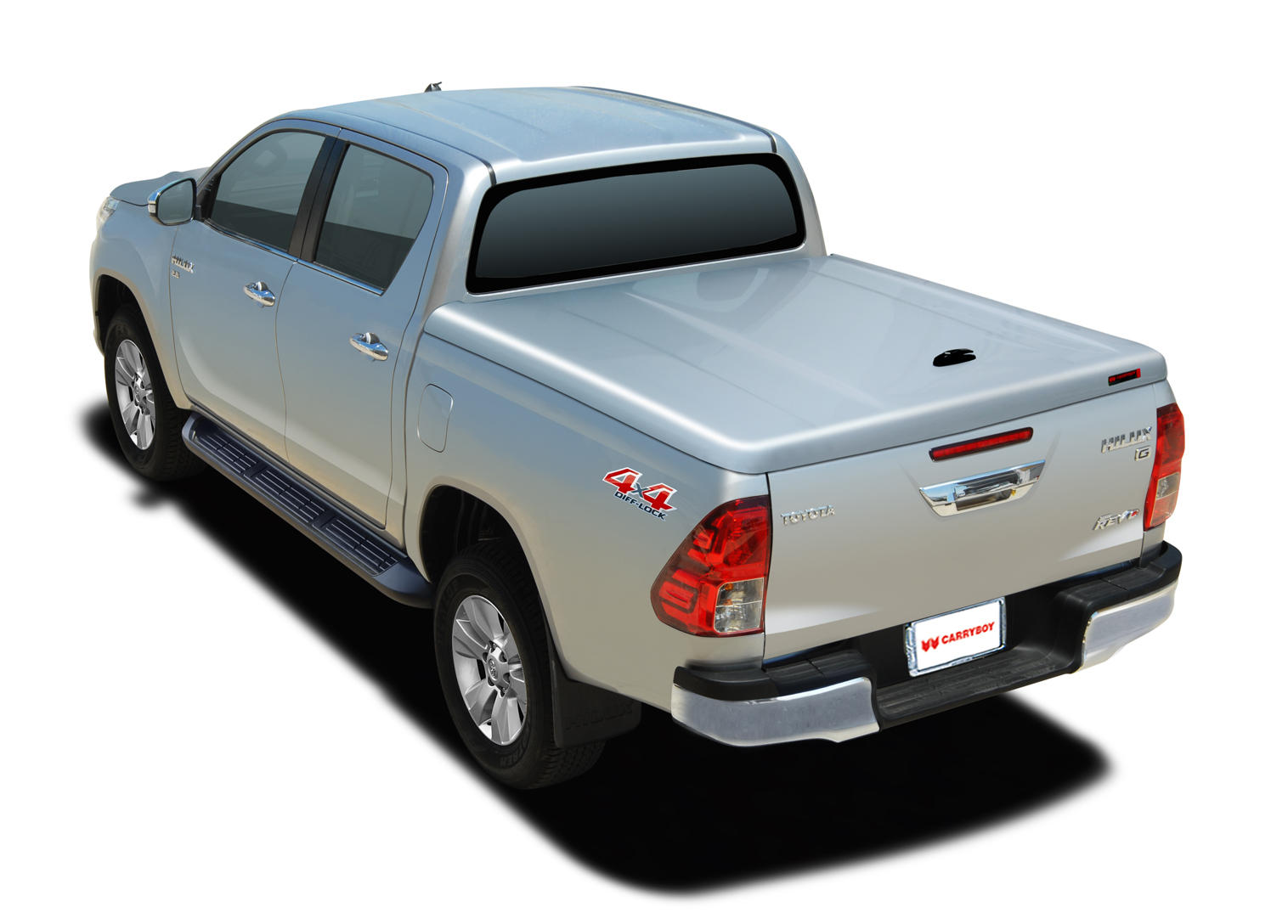 CARRYBOY SX Lid HILUX REVO