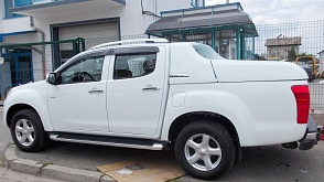 CARRYBOY Fullbox ISUZU D-MAX