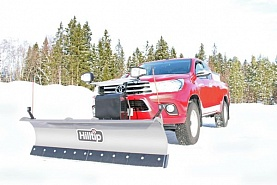 Отвал Hilltip Snow Striker Straight-blade для Toyota Hilux