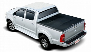 Тент CARRYBOY Soft Lid для Nissan Navara для пикапов фото