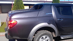 CARRYBOY FullBox для Mitsubishi l200