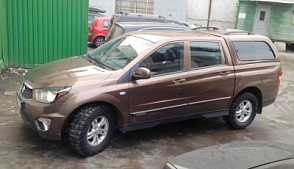 Кунг CARRYBOY S560 Ssangyong Actyon Sports